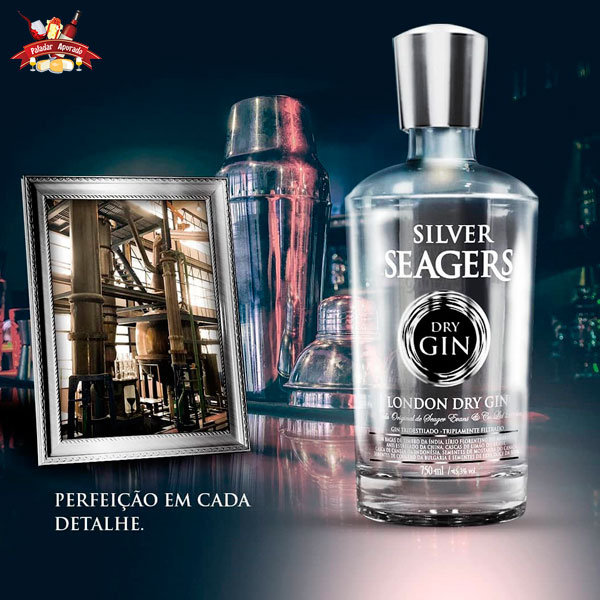 Gin Silver Seagers