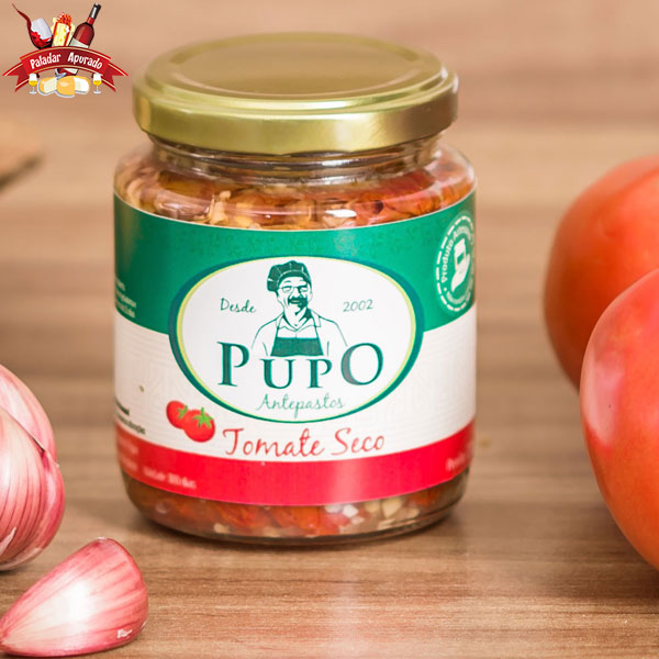 Tomate Seco Antepastos Pupo